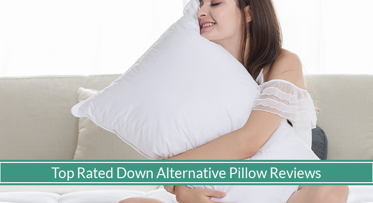 5 Best Down Alternative Pillows for Any Sleeping Position