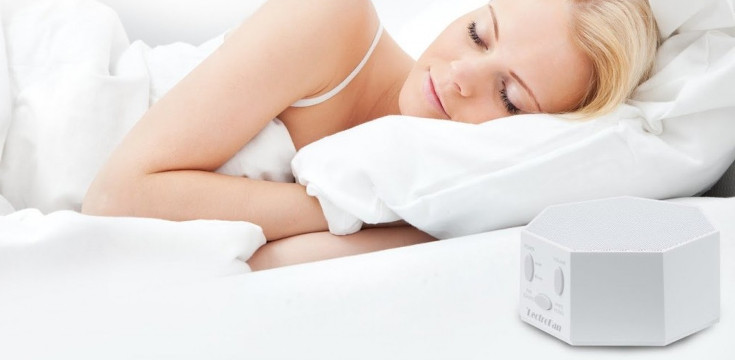 4 Best White Noise Machines for Sleeping Like a Baby