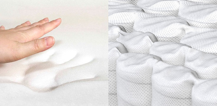 Which Is Better: Memory Foam or Spring Mattress?
