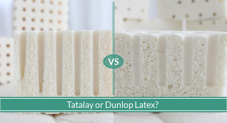 Which Is Better: Tatalay Latex or Dunlop Latex?