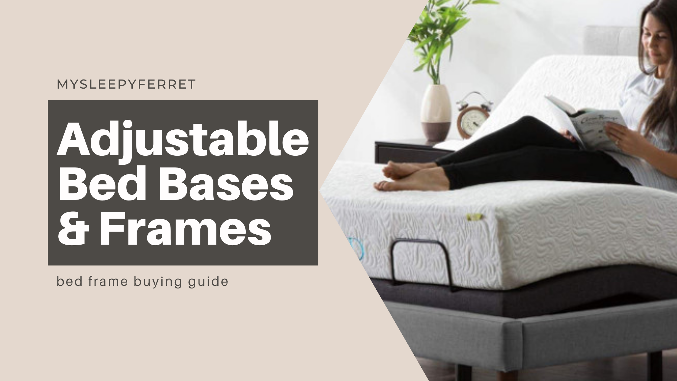 7 Best Adjustable Bed Frames (Bases) for Luxury Sleep