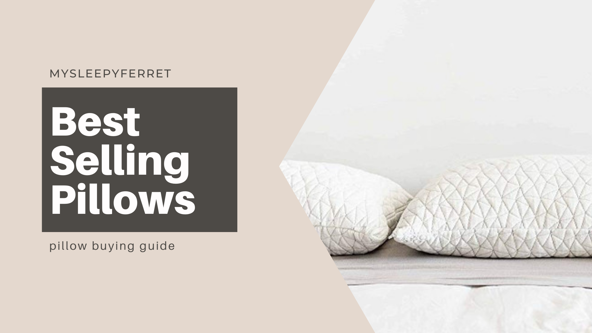 5 Best Selling Pillows for Proven Neck Support